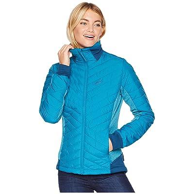 Jack Wolfskin Lyse Valley Jacket (Celestial Blue) Women