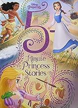 Disney Princess 5-Minute Princess Stories (5-Minute Stories) Pdf