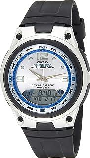 ساعة يد فيشينغ غير من كاسيو للرجال بعرض كرونوغراف
