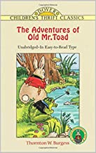 The Adventures of Old Mr. Toad illustrated