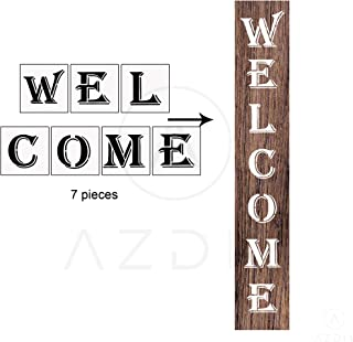Best free welcome stencil Reviews