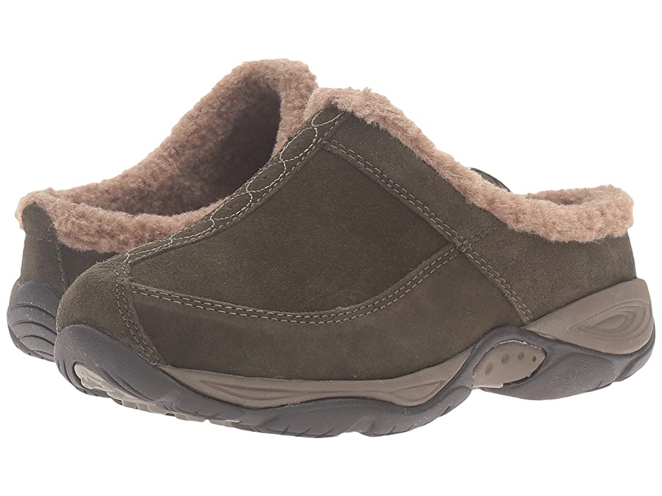 Easy Spirit Exchange (Dark Green/Dark Taupe Suede) Women