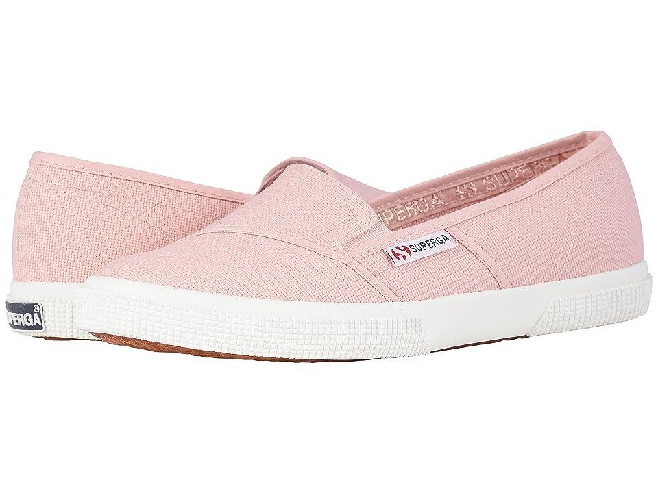 Superga 2210 COTW Slip-On Sneaker (Light Pink) Women