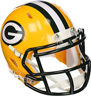 riddell green bay packers helmet