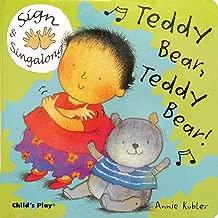 Best teddy bear teddy bear book Reviews