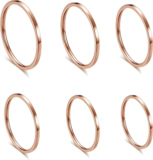 Best rose gold everyday ring Reviews
