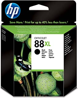 HP C9396AE 88XL High Yield Black Ink Cartridge