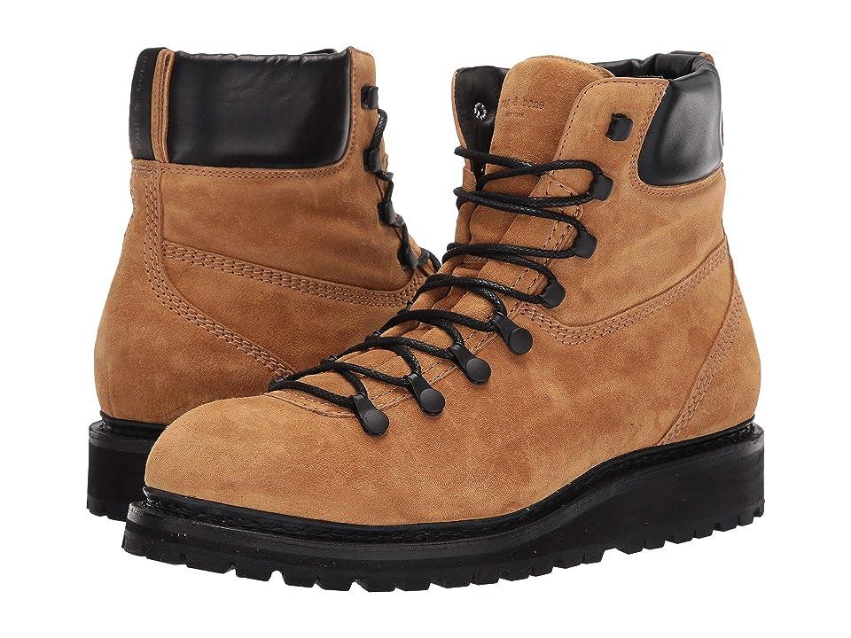 rag & bone City Hiker Boot (Oak Suede) Men