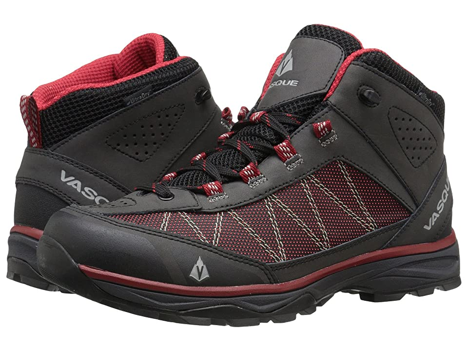 Vasque Monolith UltraDrytm (Black/Chili Pepper) Men