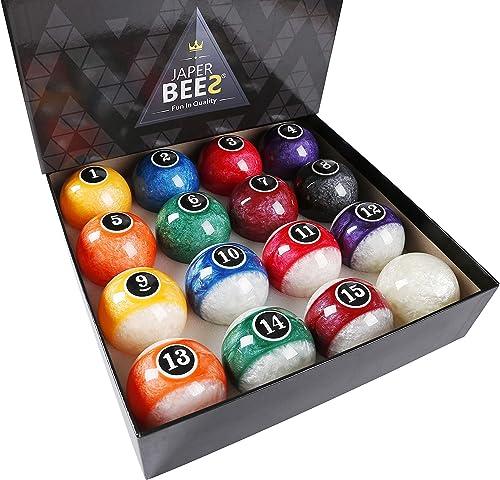 Japer Bees Billiard Ball/Pool Balls Billiard Set