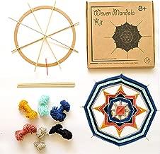Mandala Life ART DIY Woven Mandala Kit - 12