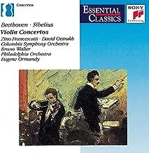 Beethoven / Sibelius Violin Concertos Essential Classics