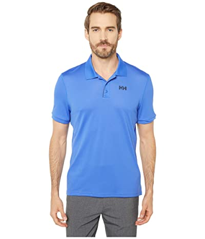Helly Hansen Lifa Active Solen Short Sleeve Polo (Royal Blue) Men