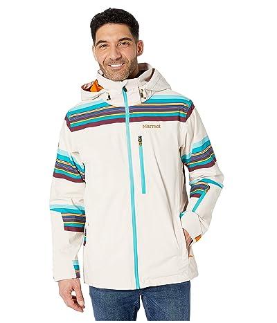 Marmot Double Cork Jacket (Gray Moon/Surfs Up) Men