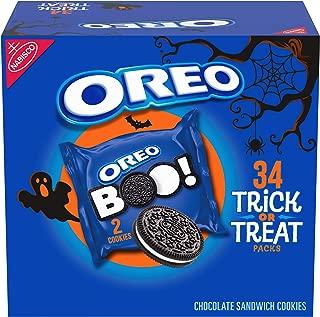 Oreo Chocolate Sandwich Cookies, Special Halloween Edition