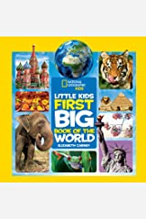 National Geographic Little Kids First Big Book of the World (Little Kids First Big Books) Kindle Edition