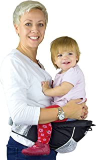 Baby Carrier Hip Seat Ergonomics Lightweight Lumbar Support