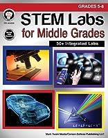 Mark Twain | STEM Labs for Middle Grades Workbook | Grades 5–8, Printable