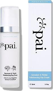 Pai Skincare Organic Geranium and Thistle Rebalancing Day