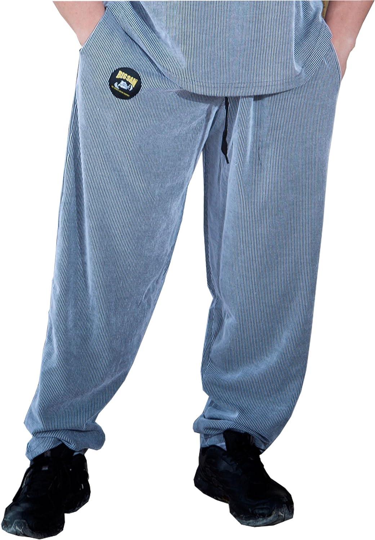 BIG SAM SPORTSWEAR COMPANY Men's Baggy Track Pants Bodypants 1000