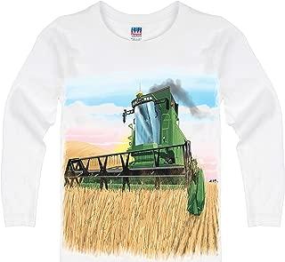 combine harvester t shirt