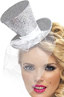 Best top hat silver Reviews