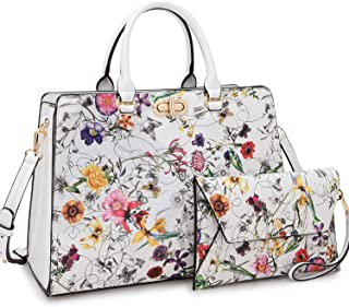 Fashion Smile flowers Clutch Women/'s waterproof tote shopping bag handbag