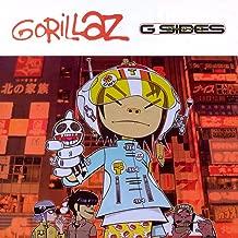 gorillaz g sides songs