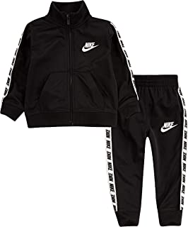 Nike Little Baby Boys' Tricot Track Suit 2-Piece Outfit Set, Game Royal,