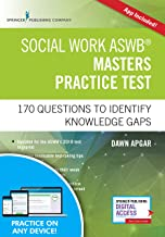 Social Work ASWB Masters Practice Test, Second Edition: 170 Questions to Identify Knowledge Gaps (Book + Free App)