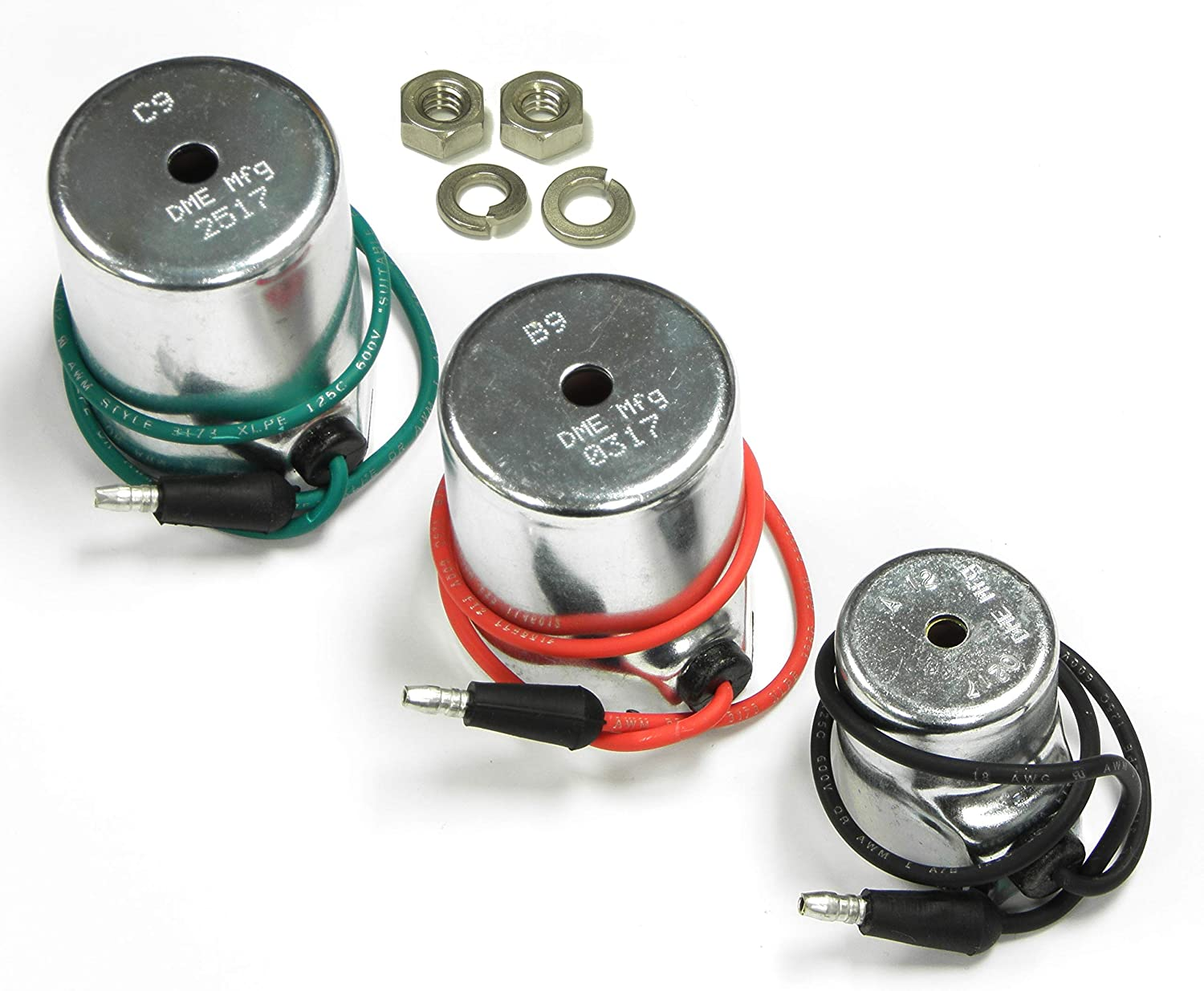 DME Manufacturing Mail Max 85% OFF order Meyer Snow Plow Coil Set: 15382; 15392; B9 A12