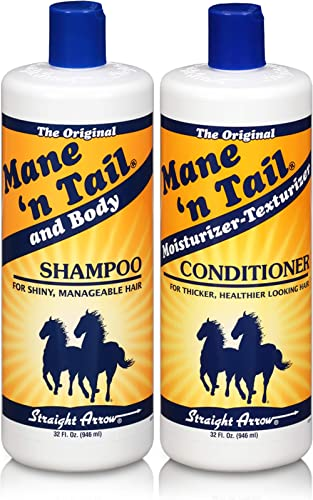 Mane 'N Tail - The Combo Deal Shampoo and Conditioner - 32oz - 946ml - Value Size product image
