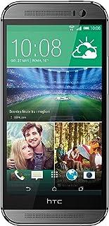 HTC One M8 Windows 32GB Verizon 4G LTE Smartphone w/ Cortana - Gunmetal Grey