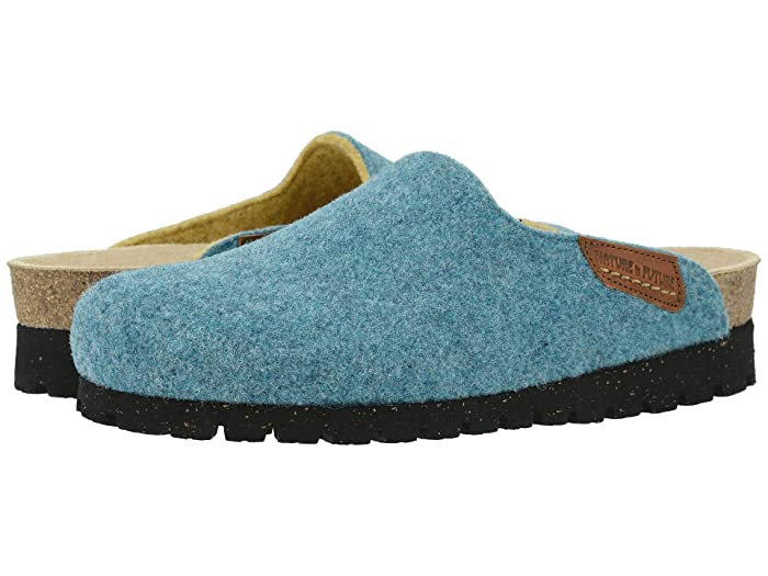 Mephisto  Thea (Sea Blue/Sweety Light Blue/Light Yellow) Womens Shoes