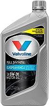 Valvoline 5W-30 MST SynPower Full Synthetic Motor Oil - 1qt (787301)