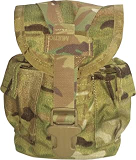 Fire Force 8907 Military MOLLE II Canteen Utility Pouch Made in USA