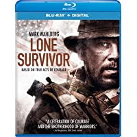 Lone Survivor Blu-ray + Digital