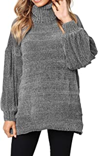 fa2dc77fb Amazon.com  Greys - Pullovers   Sweaters  Clothing