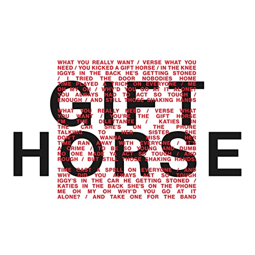 Gift Horse b/w I Was On Time by Kevin Morby on Amazon Music - Amazon.com