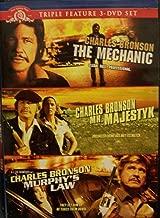 The Mechanic, Mr. Majestyk, Murphy's Law