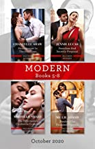 Modern Box Set 5-8 Oct 2020/Housekeeper in the Headlines/Penniless and Secretly Pregnant/The Billionaire's Cinderella Cont...