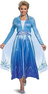 Women's Disney Elsa Frozen 2 Deluxe Adult Costume