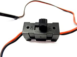 Rovan RC Servo/Receiver On/Off Fused Switch Fits HPI Baja 5B 5T King Motor Buggy