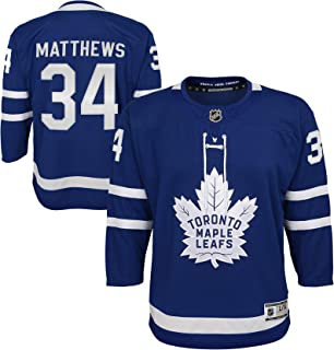 NHL by Outerstuff Youth Toronto Maple Leafs Auston Matthews Home Premier  Player Jersey 8c4acf465