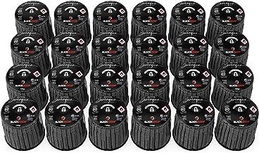 BLACKCOCO's 24x gaspatronen voor campingkooktoestellen, gas, 190 g, butaangas, patroon voor gasfornuis, gasgrill, camping,...