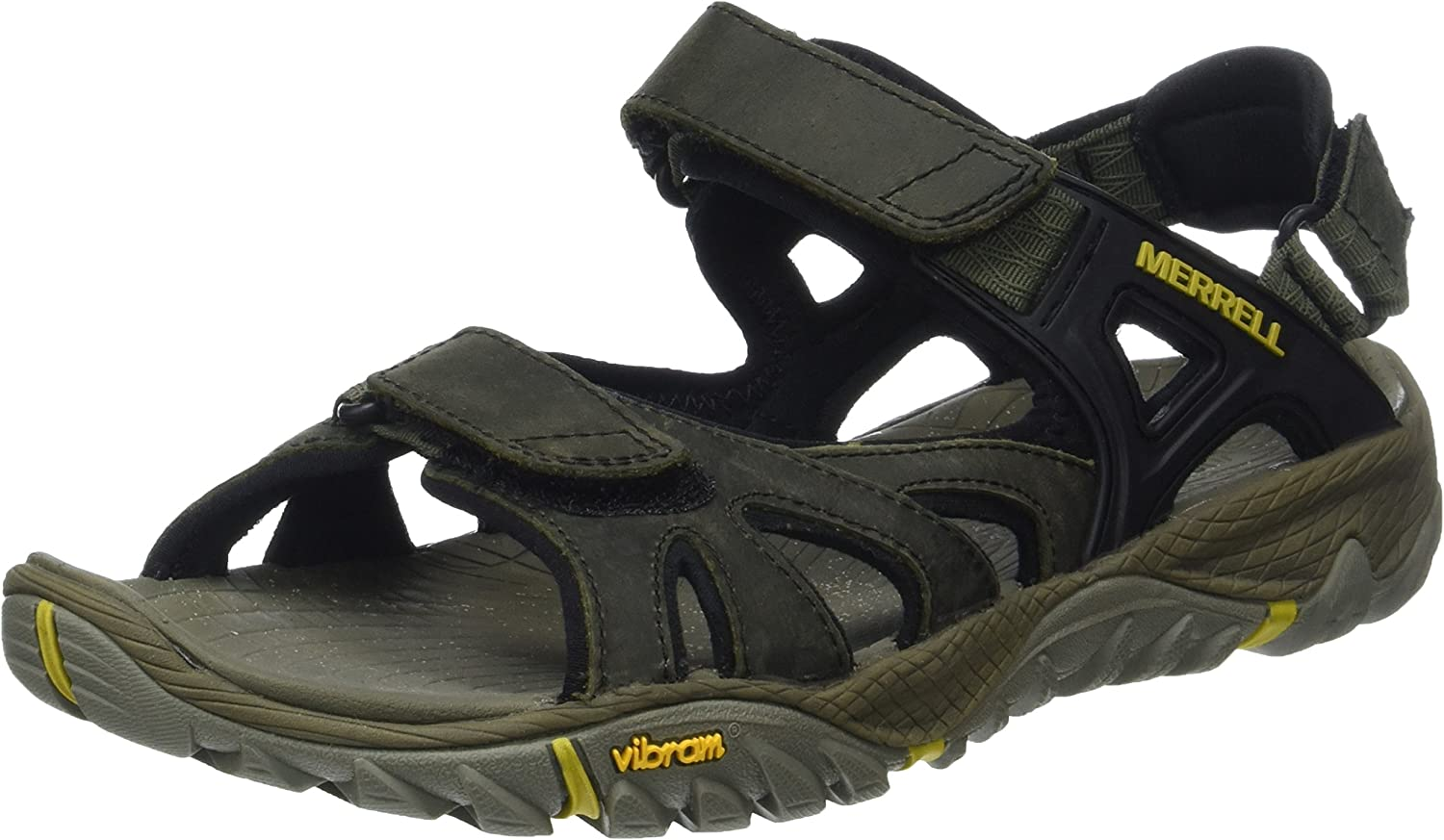 Merrell Mens All Out Blaze Sieve Congreen Athletic Sandals