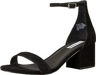 7f205f8a23f Steve Madden Women s Irenee Heeled Sandal Black