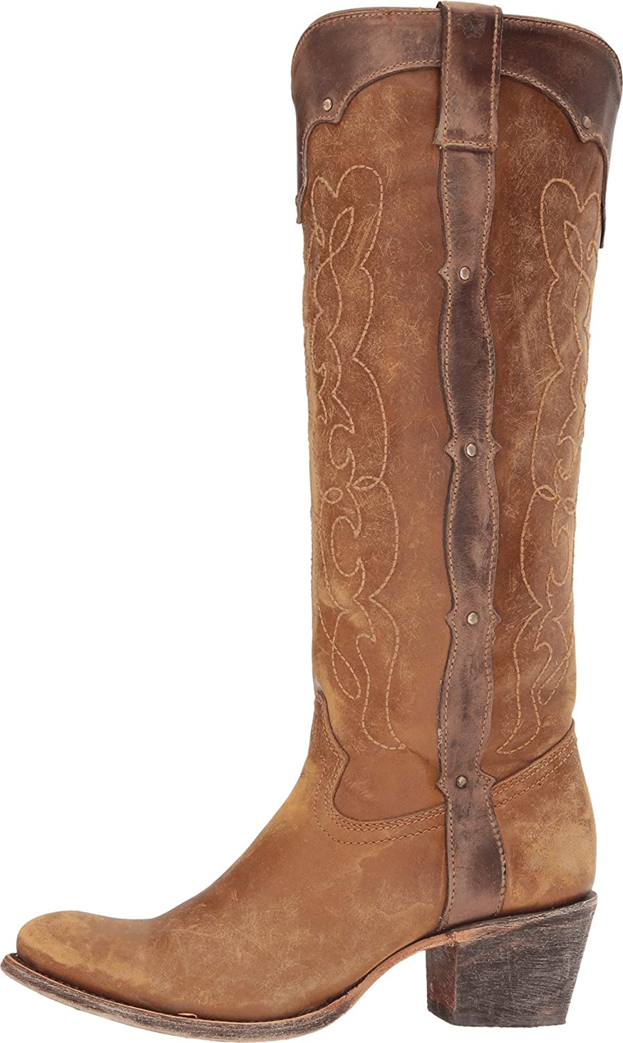 corral boots c1971