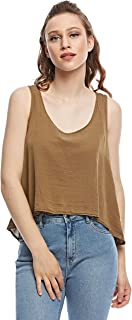 Friday'S Project Blouses For Women, Brown L