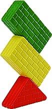「ぴたブロック 8ピース」やわらかいから安全、大きいけどすべらないから面白い、水洗いができて耐久性が高い おもちゃ 子供用ブロック ウレタン製ブロックを通販で クリスマスプレゼント